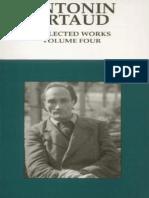 Artaud, Antonin - Collected Works, Vol. 4