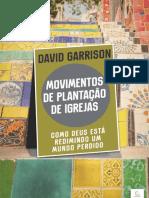 Movimentos de Plantacao de Igrejas - Flp Page