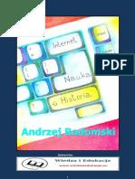 Internet - Nauka - Historia (Internet - Science - History)