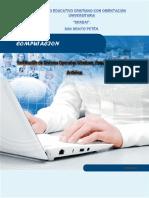 Instalacion de Sistema Operativo Windows