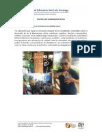 Política de Calidad Educativa Gonzaga