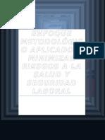 Enfoque Metodológico Aplicado a Minimizar Riesgos a La Salud y Seguridad Laboral