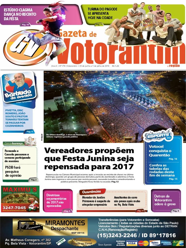 Gazeta de Votorantim, edição 174 250af755e2