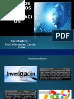 Presentación del Sem Proyectos Investigacion 2016