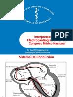 Interpretacion Del Electrocardiograma Normal. CMN 2014.
