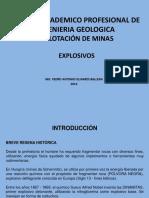 06 Unmsm - Explosivos Perf. Exp Yac