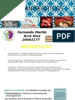 Antibioticos - ginecologia