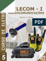 Curso de Eletrônica - Telecom - Radiocomunicações Autor- Newton C. Braga