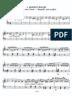 Liszt - Bagatelle Without Tonality