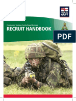 Recruit Handbook