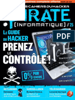 Pirate Informatique No.25 - Avril-Juin 2015