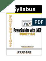 Syllabus PowerBuilder with  .NET v12.6.pdf