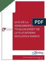GuiaNimbus Evaluaciones V1.3