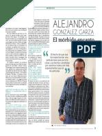 Alejandro González Garza. El mórbido encanto