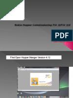 Hopper Commissioning
