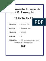 Reglamento Interno 2011 - Terminado LLN