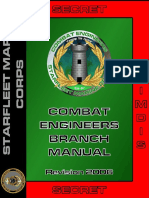Combat Engineers Manual