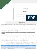 AA3 Unidad 3 Tema 3 ArtePrecolombino