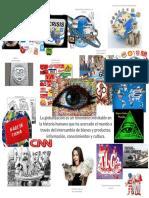 Collage Globalizacion Cultura y Sociedad 11310127