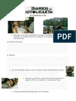 Diarios de Motocicleta - Actividades (Primer Curso)