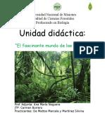 Unidad didáctica biologia vegetal