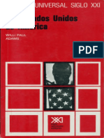Adams, Willi Paul - Los Estados Unidos de América