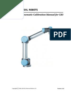 Calibration Manual | Calibration | Errors And Residuals