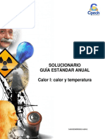 Solucionario CB32 Guía Práctica Calor I Calor y Temperatura 2016