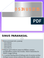 Rhinosinusitis - Copy
