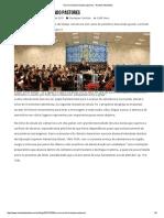 Há Um Século Formando Pastores – Revista Adventista