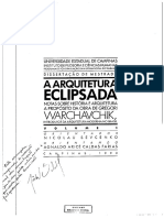[ARQUITETURA] FARIAS, Agnaldo. Arquitetura eclipsada (Warchavichik).pdf