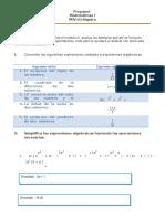 MIV–U3 Actividad 2. Álgebra. Matemáticas..docx