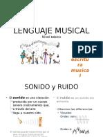 Lenguaje Musical 5º