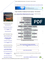 Design Calculations of Lightning Protection Systems – Part Seventeen _ Electrical Knowhow