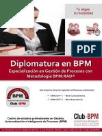 Programa Diplomatura BPM MDI