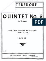 IMSLP322084 PMLP521225 Dittersdorf Quintet Score