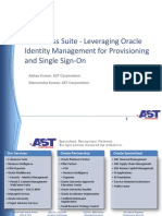 08-16!2!13 E-Business Suite - Leveraging Oracle Identity Management for Provisioning and Single Sign-On