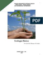 Apostila de Ecologia Básica 2009