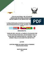 Monografia Uso de La Fuerza_doris