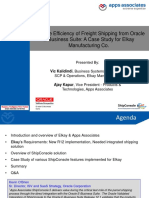 Increase Efficiency of Freight Shipping from Oracle E-Business Suite - A Case Study for Elkay Mfg.pdf