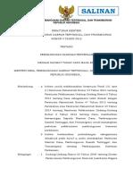 PermenDesaPDTTrans Nomor 5 Tahun 2016 Ttg PEDUM PKP Salinan