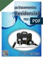 Descritivo Kit Caça Vazamentos Resi.tec2013