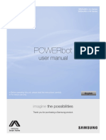 POWERbot user manual