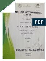 ACTIVIDAD 1 (Análisis de La Normatividad y Reglamentación Del Laboratorio)