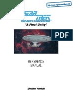 Star Trek - TStar_Trek_-_The_Next_Generation_-_A_Final_Unity_-_Manual_-_PC.pdfhe Next Generation - A Final Unity - Manual - PC