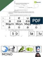 Ev. Lnguaje Letra L