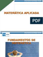 Fundamentos de Matemática