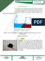 ACTIVIDAD 4 (Usa Papel Tornasol Para Determinar El Grado de Acidez de Sustancias)