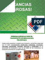TRANSPORTE DE MERCANCIAS PELIGROSAS.ppt