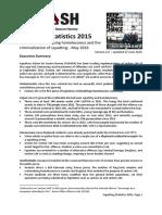 Squatting Statistics 2015 - FULL REPORT - Version 2